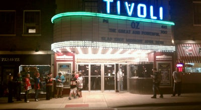 Photo of Theater Tivoli Theatre Downers Grove at 5021 Highland Ave, Downers Grove, IL 60515, United States