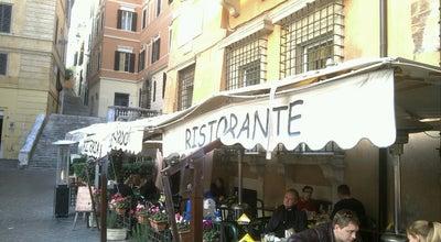 Photo of Pizza Place Pizzeria Leonardo at Vicolo Del Bottino 6, Rome 00187, Italy
