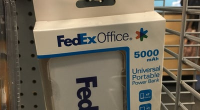 Photo of Shop and Service FedEx Office Print & Ship Center at 125 W 47th St, New York, NY 10036, United States