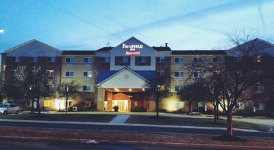 Photo of Hotel Fairfield Inn Philadelphia Airport at 8800 Bartram Ave, Philadelphia, PA 19153, United States