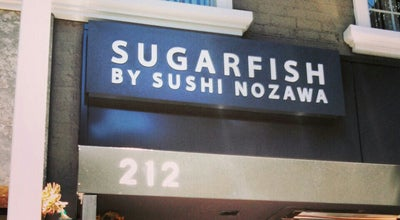 Photo of Japanese Restaurant Sugar Fish at 212 N Canon Dr, Beverly Hills, CA 90210, United States