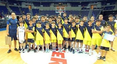 Photo of Basketball Court Fenerbahce Basketbol-Voleybol Okulu at Lise Cad, Diyarbakir 21100, Turkey