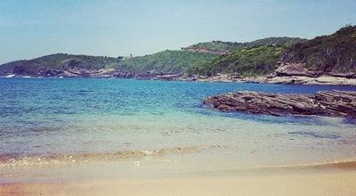 Photo of Beach Praia do Forno at Armação dos Búzios, Brazil