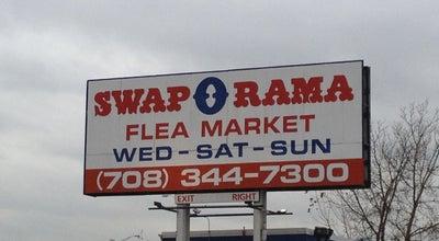 Photo of Flea Market Swap-O-Rama at 4350 W 129th St, Alsip, IL 60803, United States