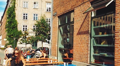 Photo of Restaurant Riccos Kaffebar at Stefansgade 15, Copenhagen 2200, Denmark
