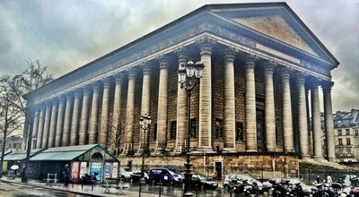 Photo of Plaza Place de la Madeleine at Place De La Madeleine, Paris 75008, France