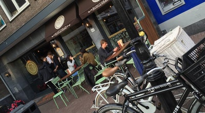 Photo of Burger Joint Meneer Smakers at Twijnstraat 62, Utrecht 3511ZM, Netherlands