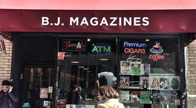 Photo of Newsstand BJ Magazines at 200 Varick St, New York, NY 10014, United States
