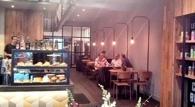 Photo of Restaurant Code Black at 4095 Boulevard Saint-laurent, Montreal H2W 1Y7, Canada