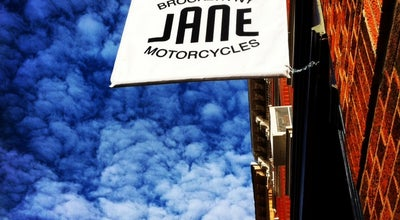 Photo of Motorcycle Shop JANE Motorcycles at 396 Wythe Ave, Brooklyn, NY 11249, United States