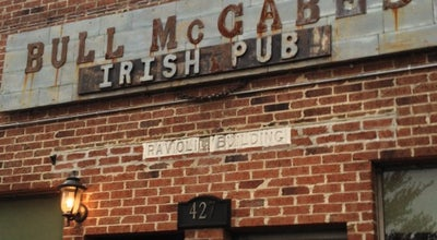 Photo of American Restaurant Bull McCabe's Irish Pub at 427 W Main St, Durham, NC 27701, United States
