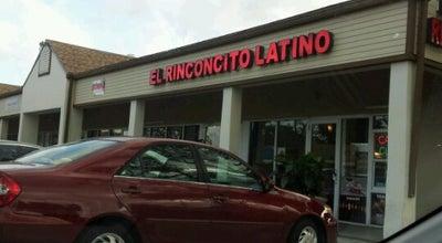 Photo of Latin American Restaurant El Rinconcito Latino at 9979 Sw 142nd Ave, Miami, FL 33186, United States