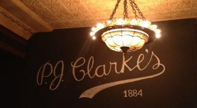 Photo of American Restaurant P.J. Clarke's at Rua Dr. Mario Ferraz, 568, Sao Paulo 01453-011, Brazil