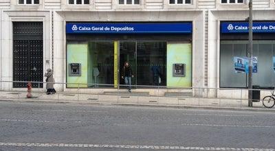 Photo of Bank Caixa Geral de Depósitos (Agência Central da Rua do Ouro) at R. Do Ouro, 49, Lisboa 1150-060, Portugal