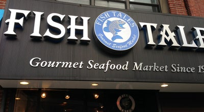 Photo of Seafood Restaurant Fish Tales at 191 Court St, Brooklyn, NY 11201, United States