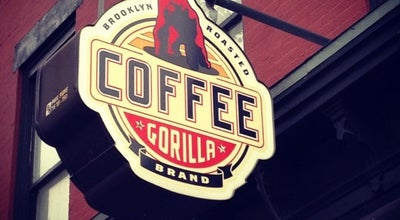 Photo of Cafe Gorilla Coffee at 97 5th Ave, Brooklyn, NY 11217, United States