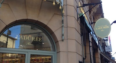 Photo of French Restaurant Laduree Cannes at 79 Rue D'antibes Cannes, Cannes 06400, France