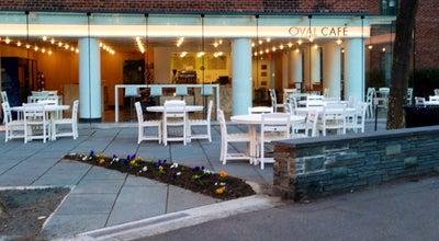 Photo of Other Venue Oval Cafe at 5 Stuyvesant Oval, New York, NY 10009