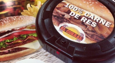 Photo of Burger Joint Hamburguesas El Corral at Centro Comercial La Sabana Local 110 - 111, Villavicencio 500001, Colombia