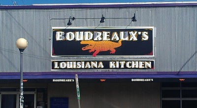 Photo of American Restaurant Boudreaux's Louisiana Kitchen at 501 E 36th St, Charlotte, NC 28205, United States