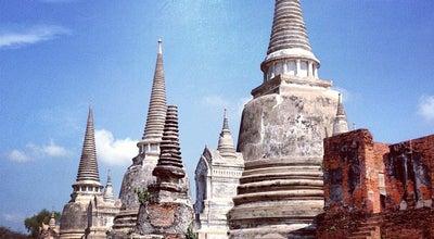 Photo of Historic Site วัดพระศรีสรรเพชญ์ (Wat Phra Si Sanphet) at Naresuan Rd., Phra Nakhon Si Ayutthaya 13000, Thailand