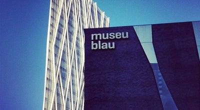 Photo of Science Museum Museu Blau at Pl. Leonardo Da Vinci, 4-5, Barcelona 08019, Spain