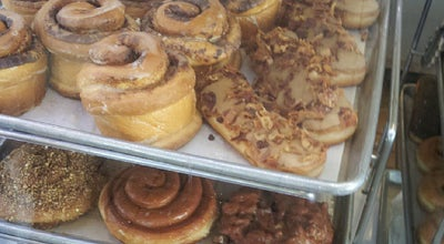 Photo of Restaurant Spudnuts Donuts at 3001 S Figueroa St, Los Angeles, CA 90007, United States