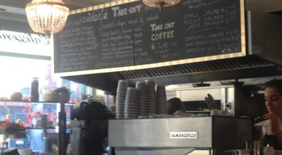 Photo of Cafe Voila at 14 Lower Baggot St, Dublin, Ireland