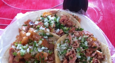 Photo of Taco Place Carnitas El Gran Taco at Nazario Ortiz Garza, Aguascalientes, Mexico