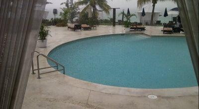 Photo of Beach Seawind Club at Montego Bay, Parish of Saint James, Jamaica