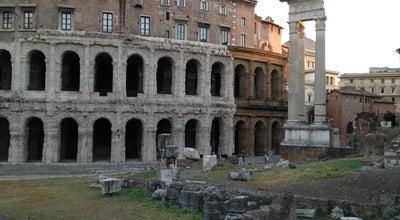 Photo of Historic Site Teatro di Marcello at Via Del Teatro Di Marcello, Rome, Italy
