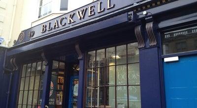 Photo of Tourist Attraction Blackwell at 48-51 Broad Street, Oxford OX1 3BQ, United Kingdom
