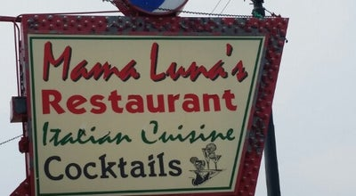 Photo of Other Venue Mama Luna's Restaurant at 5109 W Fullerton Ave, Chicago, IL 60639