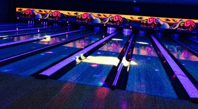 Photo of Bowling Alley Retro Bowl at 1003 S Thornton Ave, Dalton, GA 30720, United States
