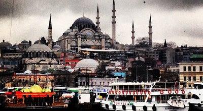 Photo of Bridge Galata Köprüsü at Eminönü - Karaköy Arası, İstanbul 34421, Turkey