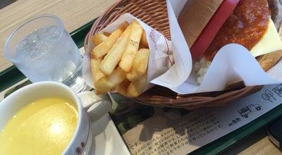 Photo of Burger Joint モスバーガー 洲原公園店 at 井ケ谷町青木57-1, 刈谷市, Japan