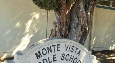 Photo of Other Venue Monte Vista Middle School at 751 West Lowell Ave, Tracy, CA 95376
