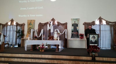 Photo of Church St. Sharbel Maronite Catholic Church at 10325 Rancho Destino Rd, Las Vegas, NV 89183, United States