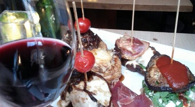 Photo of Spanish Restaurant La Oliva Pintxos Y Vinos at Egelantiersstraat 122-124, Amsterdam 1015 PR, Netherlands