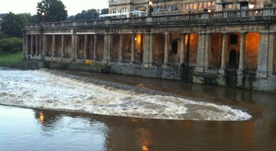 Photo of River River Avon at Bath, United Kingdom