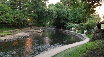 Photo of Historic Site Riverwalk at West Branch Of Dupage River, Naperville, IL 60540, United States