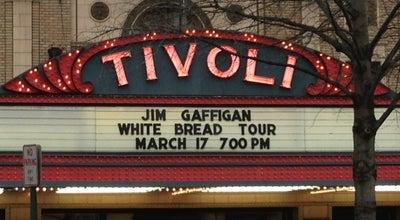 Photo of Music Venue Tivoli Theater at 709 Broad St, Chattanooga, TN 37402, United States