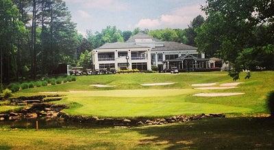 Photo of Golf Course Atlanta National Golf Course at 350 Tournament Players Dr, Milton, GA 30004, United States