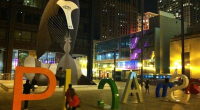 Photo of Public Art Daley Plaza Picasso at At Daley Plaza, Chicago, IL 60602, United States