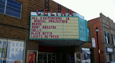 Photo of Other Venue Chakeres Celina Cinema 5 at 116 N Main St, Celina, OH 45822