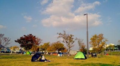 Photo of Park 잠원한강공원 (Jamwon Hangang Park) at 서초구 잠원로 26-10, 서울특별시 137-030, South Korea