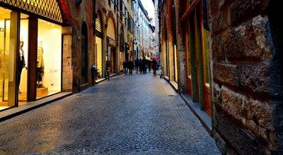 Photo of Monument / Landmark Via Fillungo at Via Fillungo, Lucca, Italy