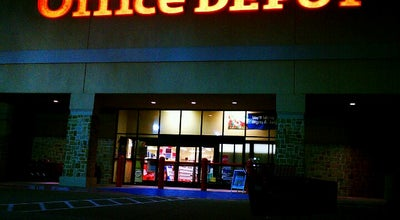 Photo of Paper / Office Supplies Store Office Depot at 2930 Preston Rd, Frisco, TX 75034, United States