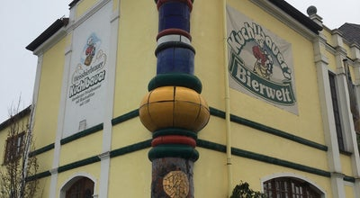 Photo of Brewery Kuchlbauer-Hundertwasser-Turm at Roemerstr. 5 - 9, Abensberg 93326, Germany