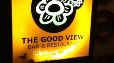 Photo of Restaurant The Good View (เดอะ กู๊ดวิว) at 13 Charoen Rajd Rd., Mueang Chiang Mai 50300, Thailand